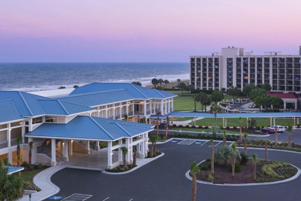 Doubletree Resort By Hilton Myrtle